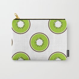 Kiwi summer fruit Carry-All Pouch