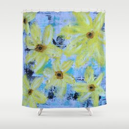 CHEERFUL DAYS Shower Curtain