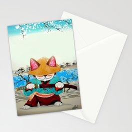 Samurai Friday Stationery Cards
