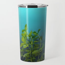 Shy and charming basil Travel Mug