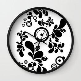 Cool Enchanting Fish Wall Clock