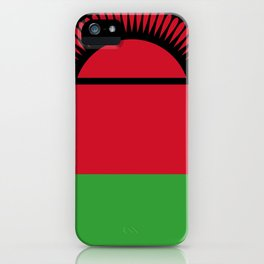 Flag of Malawi iPhone Case