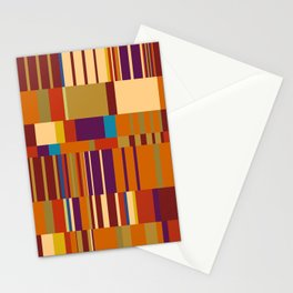 Chopin Prelude (Warm Colours) Stationery Cards