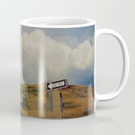 One Way Out Coffee Mug