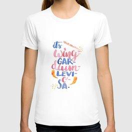 It's Wing-Gar-Dium-Levi-O-Sa T-shirt