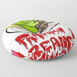 Franken Beans Floor Pillow