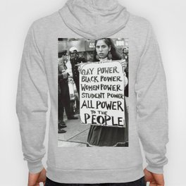 All Power To The People Hoody