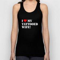 Tattooed Wife Unisex Tank Top