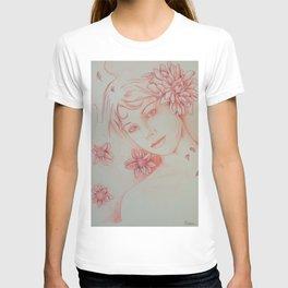 Flores. T-shirt