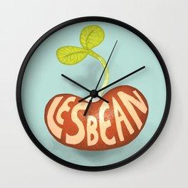 lesb(e)an Wall Clock