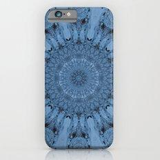 Blue Ice Kaleidoscope Slim Case iPhone 6s