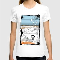 fear and loathing T-shirts featuring Fear and Loathing in Albuquerque II by Evan
