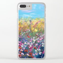 Your Love is My Joy Clear iPhone Case