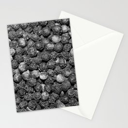 Peppercorn BW Stationery Cards