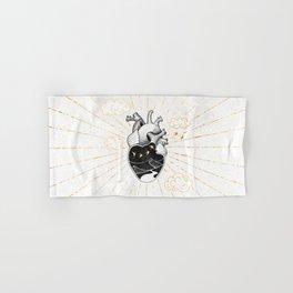 Desert Heart Inktober :: More Magick Hand & Bath Towel