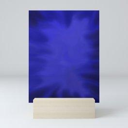 Blue 64 Mini Art Print
