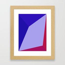 The Bent Room Framed Art Print