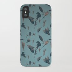 birds pattern iPhone X Slim Case
