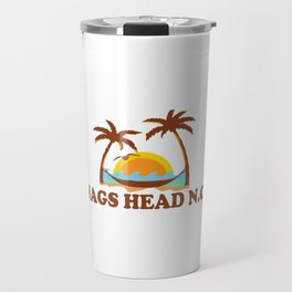 Nags Head - North Carolina. Travel Mug