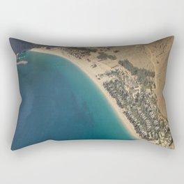 six senses hotel in zighy bay Oman Rectangular Pillow