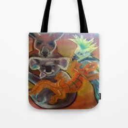 Australian Animals Tote Bag