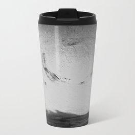 Abstract in Nature Shadows Travel Mug