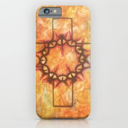 The Passion By Saribelle Rodriguez iPhone Case