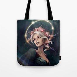 Eos, The Dawn Star Tote Bag