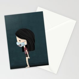 time to laugh Stationery Cards