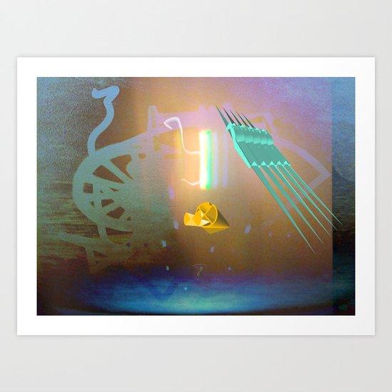 Basmekfi Art Print