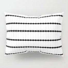 Piano Pattern Pillow Sham