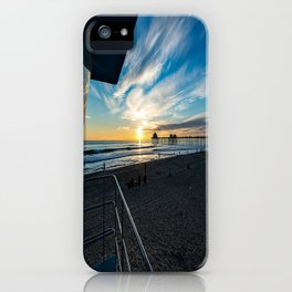 Capricorn Reflects - January 2016 iPhone Case