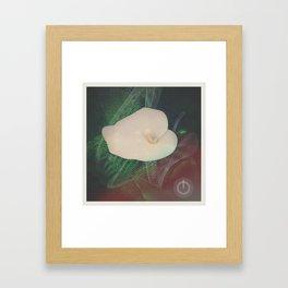 Electric Forest Framed Art Print