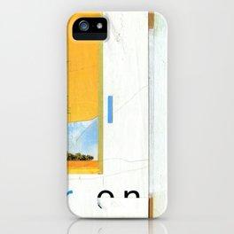 Petrock iPhone Case