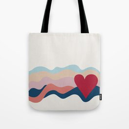 Desert Love Tote Bag