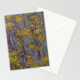 MAGIC DILL WEED Stationery Cards