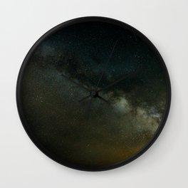 Amazing Galaxy Wall Clock