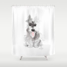 Summer in the Highlands Shower Curtain