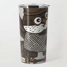 The Wisest Viking Travel Mug