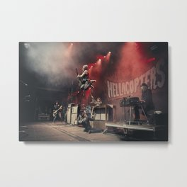 The Hellacopters Metal Print