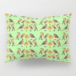 Four Robins Pillow Sham