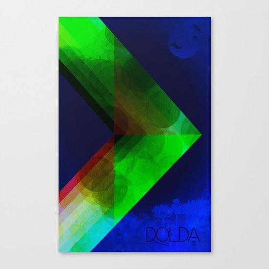 Dolda Canvas Print