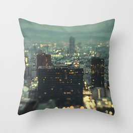 CDMX Throw Pillow