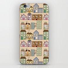 Houses iPhone & iPod Skin