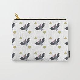 Bats Carry-All Pouch