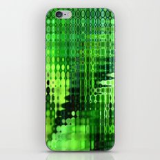 It's Wet in the Jungle iPhone & iPod Skin