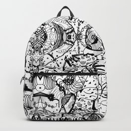 Look around you - Tuttoquelloche Backpack