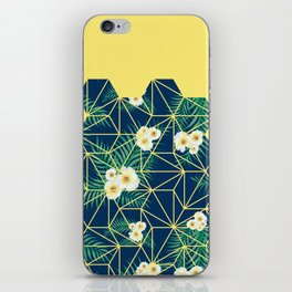 Tropical Tiles #society6 #decor #buyart iPhone Skin