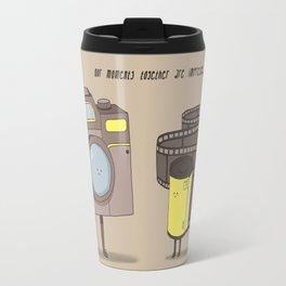 I'm filming of you Travel Mug