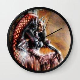 Drunamal Wall Clock